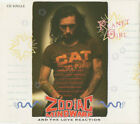 Zodiac Mindwarp And The Love Reaction - Planet Girl (CD, Single)
