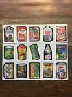 2018 Topps Wacky Packages Mars Attacks Trading Cards 9