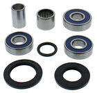All Balls Street Wheel Bearing and Seal Kit for Yamaha 03-18 FJR1300A ABS, 14-18