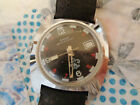 VINTAGE TIMEX WATER RESISTANT WATCH BOY SCOUT EAGLE MARK ON DIAL