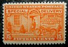 Buffalo Stamps Scott E13 Special Delivery Mint NH OG  F VF CV  75