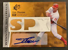 Jim Thome's 600th Home Run and the Impact on His Cards and Memorabilia 5