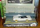 CHASE Johnny WHITE Lightning 1967 Buick GS 400 with American Snap Shots