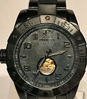 Invicta Reserve Black Meteorite Swiss SW200 Automatic Special Edition Mens Watch
