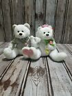 TY Beanie Babies We Do Wedding Bears with Hang Tag
