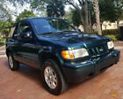 2002 Kia Sportage 2dr Convertible for $100 dollars