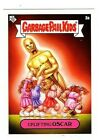 2018 Topps GPK Wacky Packages Not-Scars Trading Cards 21
