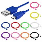 10FT Micro USB Data Sync Charging Cable for Samsung HTC Cell Phone Tablet