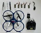 UDI 818A Drone with 720P HD Camera 24 GHz 6 Axis gyro with padded case