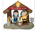 Airblown Peanuts Nativity Scene Christmas Lawn Decoration FIRST EVER PRESALE