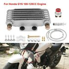 85ML Motorcycle Oil Cooler Cooling Radiator Kit for Honda GY6 100 150CC Engine
