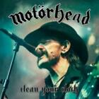 MOTORHEAD: CLEAN YOUR CLOCK (CD.)