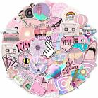 100 PCS Mix VSCO Cute Aesthetic Stickers for Laptop Hydro Flask for Teens Girls