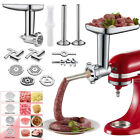 12pc Meat Grinder Attachment For Kitchenaid Stand Mixer Food Grinder Attachment