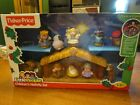 FISHER PRICE LITTLE PEOPLE NATIVITY SET BRAND NEW IN BOX
