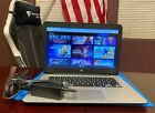HP Chromebook 14 Laptop Intel Celeron 14GHz 4GB 16GB Chromebook + Charger