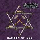Mortification • Hammer Of God CD 1999 Metal Mind Productions •• NEW ••