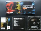 MENIKETTI s/t +1 2002 JAPAN 1ST PERSS CD w/OBI CTCR-18040 OOP Y AND T Dave
