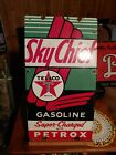 Texaco Sky Chief Pump Plate