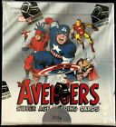 2015 RITTENHOUSE ARCHIVES LDT. THE AVENGERS SILVER AGE SEALED NUMBERED BOX