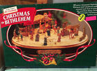 Mr Christmas 1997 Christmas In Bethlehem Musical Animated Nativity PICKUP ONLY