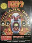 Kiss/We Are One 3-D Video Psycho-Circus Cd Limited