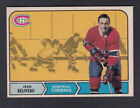 1968-69 O PEE CHEE JEAN BELIVEAU CARD Bv$50+ Almost Mint