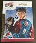 2009-10 Matt Duchene Rookie Card Checklist 7