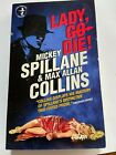 Mickey Spillane and Max Allan Collins Lady Go Die Paperback Book