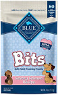 BLUE Bits Natural Soft Moist Training Dog Treats Salmon Bits 4oz HEALTHY TREATS
