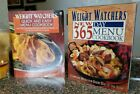Vintage Cookbook Weight Watchers 365 day menu Quick and Easy menu