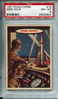 1957 Space Cards #15 Zero Hour PSA 8 NM-MT