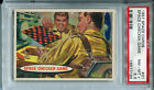 1957 Space Cards #21 Space Checker Game PSA 8.5 NM-MT+