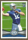 Andrew Luck Cards, Rookie Cards  and Autographed Memorabilia Guide 7