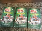 2012 Topps Online Exclusive Baseball Mini Factory Sealed Box Lot of 3