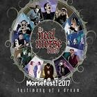 NEAL MORSE BAND-MORSEFEST 2017: THE TESTIMONY OF A DREAM CD NEW