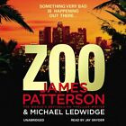 Zoo (Zoo Series) by Patterson, James Book The Fast Free Shipping