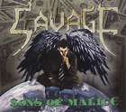SAVAGE-SONS OF MALICE CD NEW