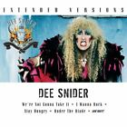 Dee Snider-Extended Versions CD NEW