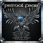 PRIMAL FEAR-ANGELS OF MERCY-LIVE IN GERMANY 2016 CD NEW