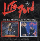 Lita Ford-Out for Blood/dancin' On the Edge CD NEW