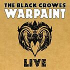 The Black Crowes-Warpaint Live CD NEW