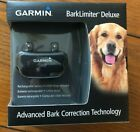 Garmin BarkLimiter Deluxe Bark Dog Collar Advanced Bark Correction Training