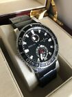 Ulysse Nardin Maxi Marine Diver 263-33-3/82, Complete Set w/ Leather Wallet