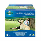 PetSafe PIF00 13663 Stay and Play Wireless Fence for Stubborn Dogs