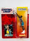 NBA Starting Lineup 1994 Alonzo Mourning Charlotte Hornets Vintage