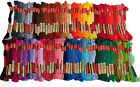 Embroidery Thread - Full 100 Colors Embroidery Floss Skeins Set for Cross Stitch