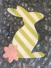 COTON COLORS Happy Everything Big Large Bunny Rabbit Attachment