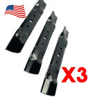 SET OF 9 Blades Replacement for JOHN DEERE GX20250 GY20568
