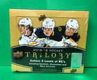 2018-19 UPPER DECK TRILOGY HOCKEY SEALED HOBBY BOX